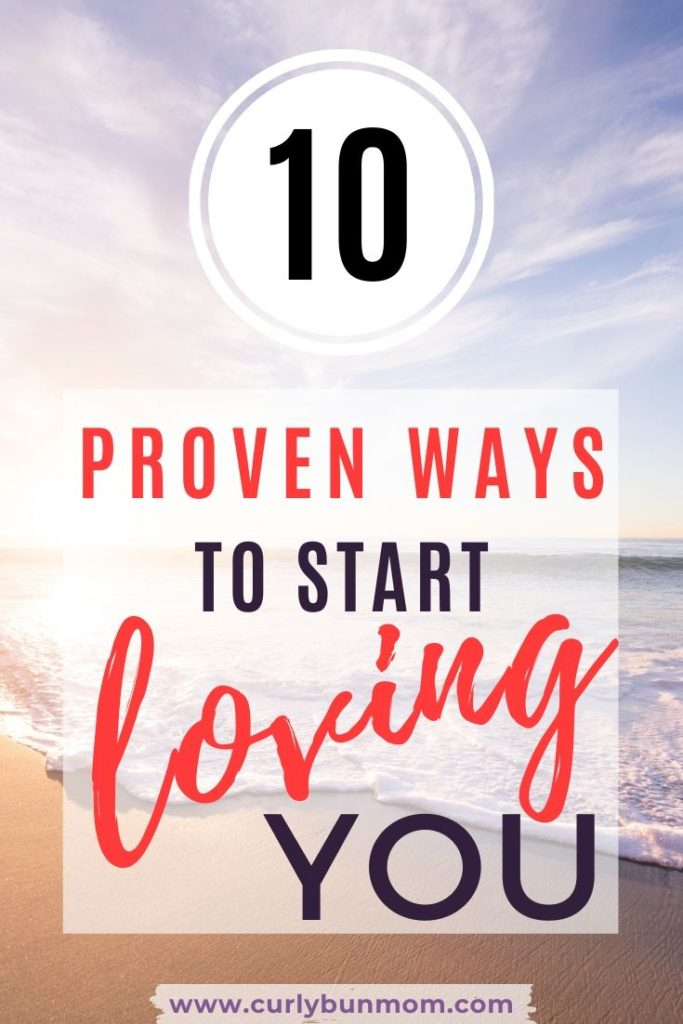 how to start loving myself, learn to love yourself again