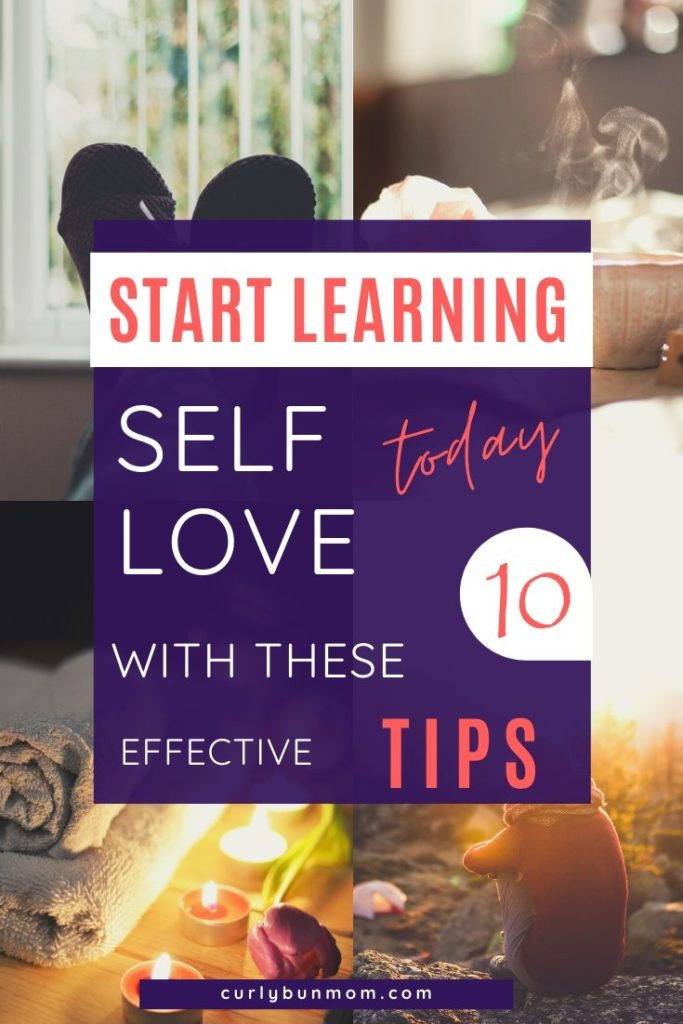 Start self love journey today, learn to love yourself, how to love yourself again