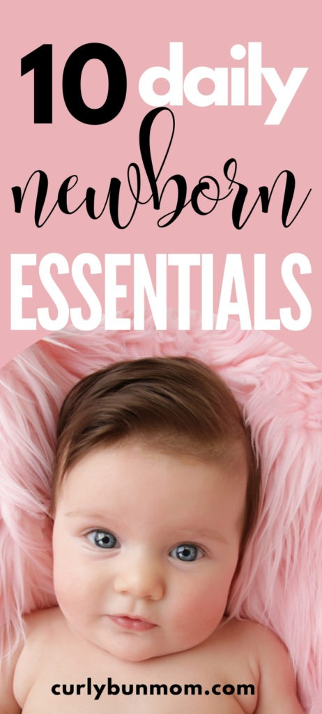 10 newborn essentials every new mom must have to make the newborn stage easier and more enjoyable