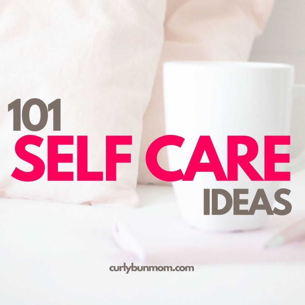 the best self care ideas for women