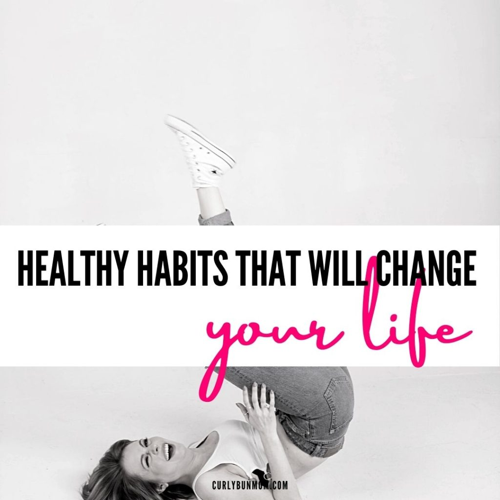glow up challenge 2021 - healthy habits that will change your life
