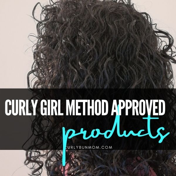 Affordable Drugstore Curly Girl Method Approved Products