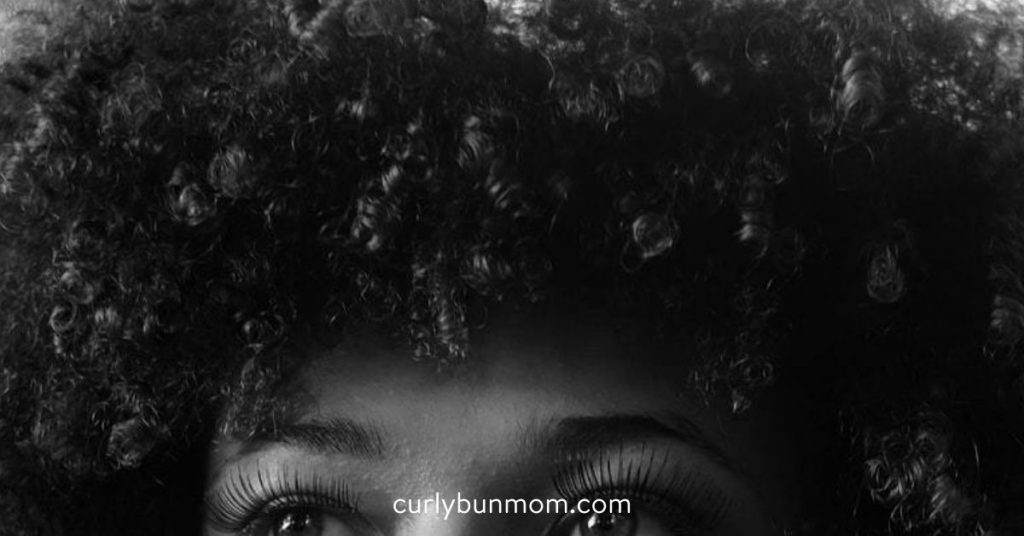 Kinky Curly Curling Custard Review - Curly Girl Method Approved