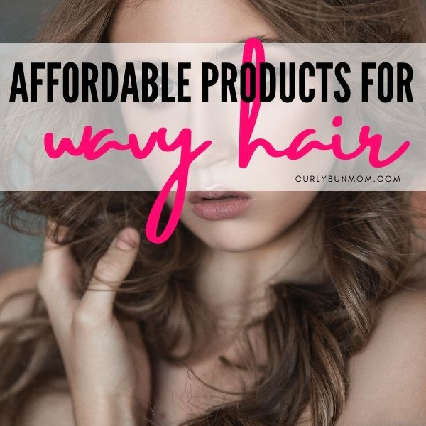 Best Affordable Curly Girl Products 2a 2b 2c Wavy Hair