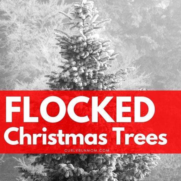 Best Flocked Christmas Trees 2021
