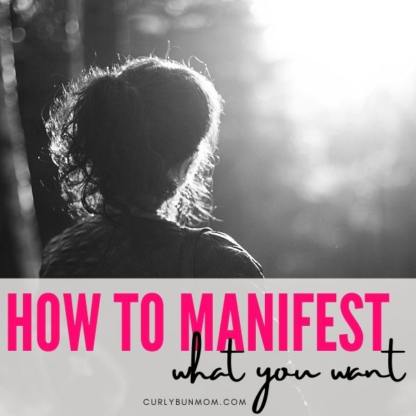 manifestation tips - how to manifest and attract what you want in life